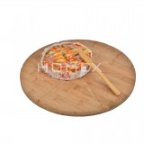 Homex Bamboo Pizza Board