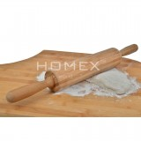 Homex Bamboo Rolling Pin
