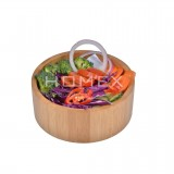 Homex Small Bamboo Bowl
