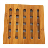 Homex Bamboo Square Trivet