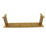 Homex Bamboo Over Sink Shelf