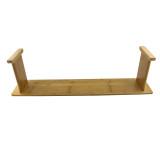 Homex Bamboo Over Sink Shelf