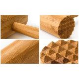 Homex Bamboo Meat Hammer