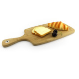 Homex Bamboo Paddle Cutting Board