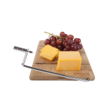 Homex Bamboo Cheese Slicer