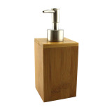 Homex Bamboo Soap Dispenser