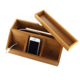 Homex Bamboo Charging Station