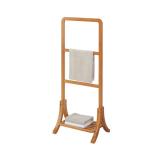 Homex Bamboo Towel Rack