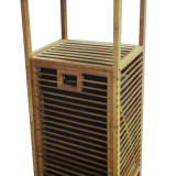 Homex Bamboo Hamper Shelf