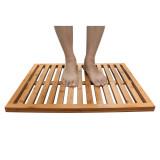 Homex Bamboo Shower Mat