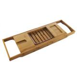 Homex Bamboo Bathtub Caddy