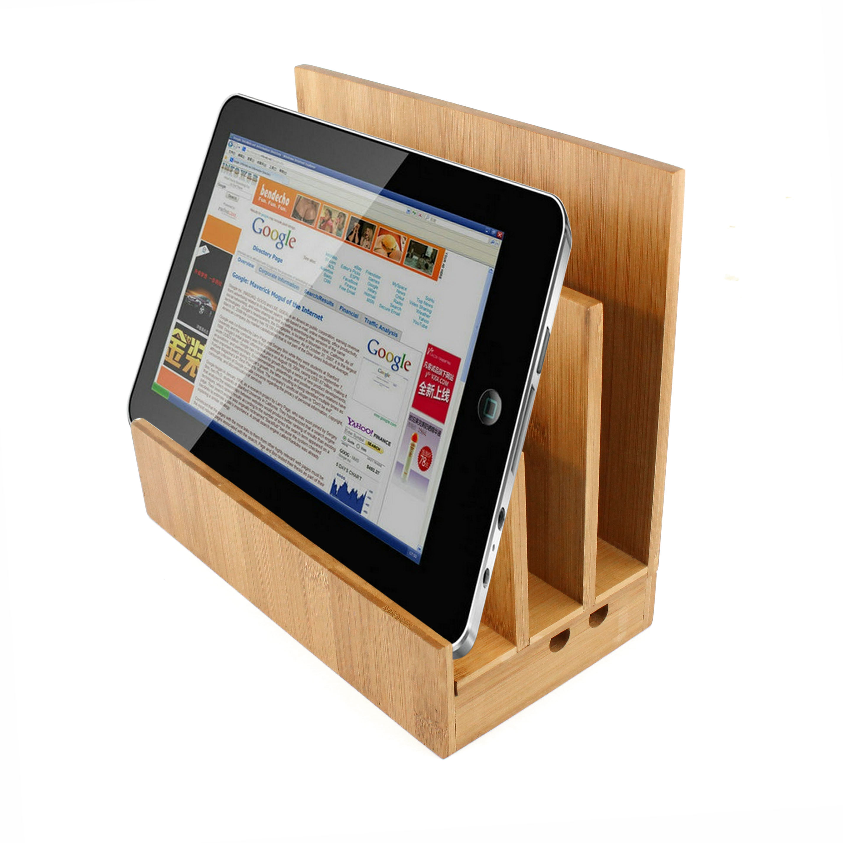 Customized Floor Plans Bamboo Ipad Charging Station Homex