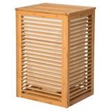 Homex Bamboo Laundry Hamper