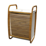 Homex Bamboo Laundry Hamper