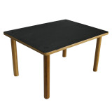 Homex Bamboo Desk with Blackboard