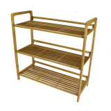 Homex 3 Tier Bamboo Shelf