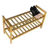Homex Bamboo Shoe Rack