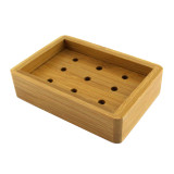 Homex Bamboo Soap Dish