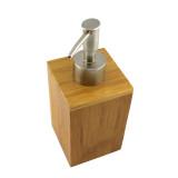 Homex Bamboo Soap Dispenser