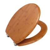 Homex Bamboo Toilet Seat