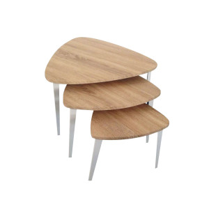 3pc Nesting Table Set