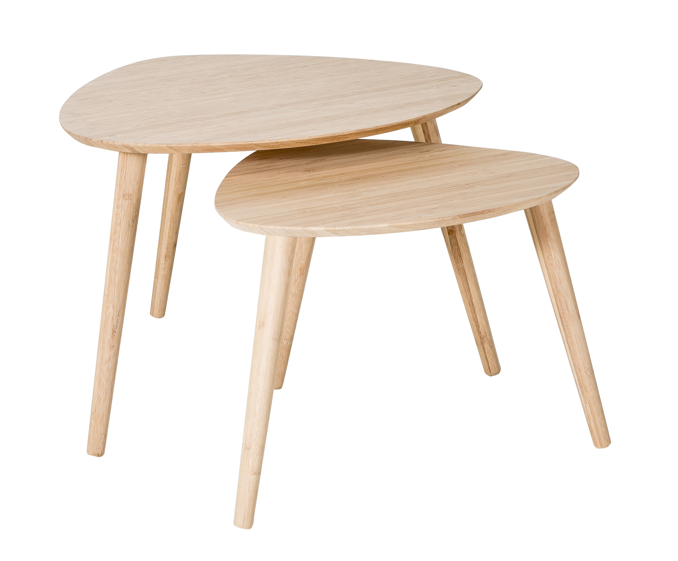 Tapered legs table sets  mdf coffee table Homex_BSCI